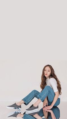 Our social Trends Krystal Sulli, Krystal Fx, Jessica & Krystal, Jessica Jung, South Korean Girls, Korean Girl Groups, Krystal Jung Fashion, Krystal Jung Style, Red Velvet Photoshoot