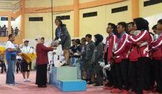 Dua medali cabor drum band #PON2016 menjadi milik Jabar dan Banten. Jabar berjaya pada nomor Lomba Baris Berbaris. Posisi kedua atau meraih perak diraih Provinsi Jambi dan perunggu diraih Banten.