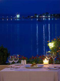 Evenings at the Corfu Palace Hotel 5* #Corfu