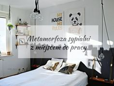 Sewing room - bedroom inspiration - interior - workplace - pracownia - miejsce do szycia Tutorials, House, Home Decor, Decoration Home, Home, Room Decor, Home Interior Design, Homes, Houses