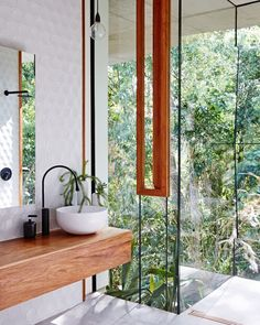 jesse bennett elevates planchonella house within the australian rainforest photography by sean fennessy