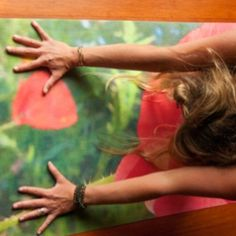 We love  this printed mat by Mandy!#printedmat #yogamatic #custom #instructorprofile