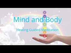 Mind and Body | Guided Meditation | Healing | Isochronic Tones | Binaural Beats - CALM Space© Healing Play=>