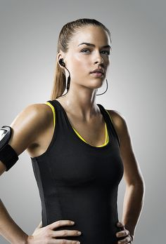Your #Fitness Goals Could be so much more achievable in a FUN, Supportive way with #JABRA #Headphones #JabraHeadphonesBBY