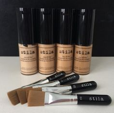 15. Stila Stay All Day Foundation and Concealer | Best Foundation For Oily Skin | Makeup Tutorials