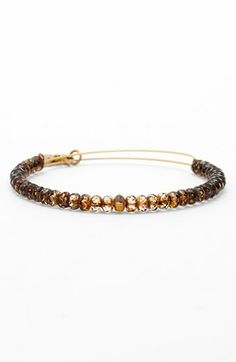 Alex and Ani 'Luminary' Expandable Wire Bangle available at #Nordstrom