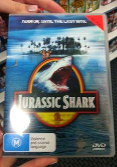 Jurassic Shark! What!!