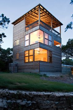 Tower House by Andersson-Wise Architects
