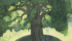 Artist: Edward Burra (1905-1976); Title: The Tree