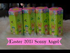 Easter 2017 Sonny Angel Blind Boxes Unboxing