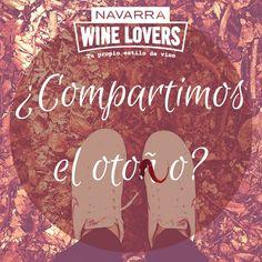 Y llega ya una de las estaciones más bonitas del año. ¿Con qué vino lo compartimos?¿blanco, rosado o tinto?. ¡Salud, #NavarraWineLovers!