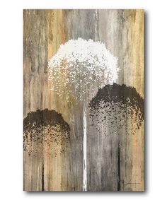 Another great find on #zulily! Rustic Garden Canvas Art #zulilyfinds