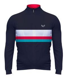 Volero Club Jersey – Navy – Volero Cycling Gear 974d7a8ce