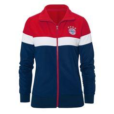 FC Bayern Lady Track Top - Official FC Bayern Online Store не могу же я не показать