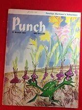 Punch Magazine, Plants, Plant, Planets
