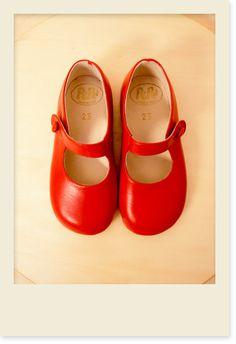 Crème de la Crème à la Edgar — Leather shoe