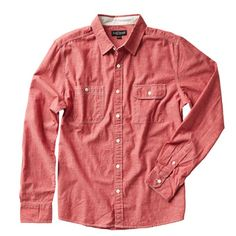 Just Jeans Oxford Twill-Shirt $49.99