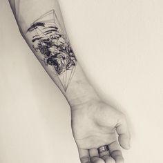 tiger..... oriental painting  cover-up  #tattoo #tattoos #ink #tigertattoo #geometrytattoo #hongdam #tattooisthongdam #호랑이타투 #기하학타투 #타투 #홍담 #타투이스트홍담