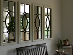 Decorating Dilemma: Morgan's Grandparent's Ranch Makeover Decorating Dilemmas is a weekly column in which our stylists answer your design questions, so you. Window Grill Design Modern, Window Design, Door Design, House Design, Iron Window Grill, Burglar Bars, Window Bars, Iron Windows, Interior Windows