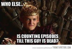 So true - hate Joffre
