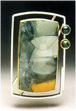 Taboo Studio - Contemporary Art Jewelry - Lapidary Journal - Yumi Ueno article