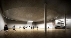heneghan peng architects - Victoria & Albert: Exhibition Road