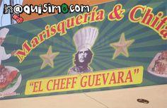 Marisqueria el Cheff Guevara