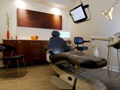 ORA Oral Surgery and Implant Studio Exam Rooms