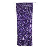 Found it at AllModern - Purple Dots Curtain Panels