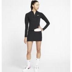 Nike Sportswear Langarmkleid für Damen - Schwarz NikeNike