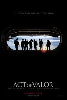 海豹神兵:英勇行動  Act of Valor 2012
