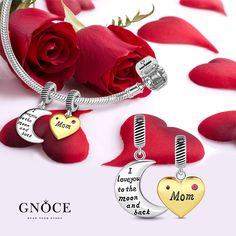 "Love need to express. Gnoce Mother's Day slogan –mom is where love is: http://www.gnoce.com/love-mom-pendant-bnct44.html?utm_source=pinterest.com&utm_medium=pageM&utm_campaign=0410-1 Use code ""mom20"" for extra 20% off. #gnoce #gnocecharms #jewelry #friend #bracelet #love #mother #mother'sday #travel #nature #flower #animal #design #fashion #girl #cool #gift #art #charm #bead #silver #idea #discount #coupon #code"