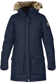 Fjallraven Womens Kyla Parka Dark navy Large   Visit the image link more  details. (Amazon affiliate link) 9dba2cf28f5b