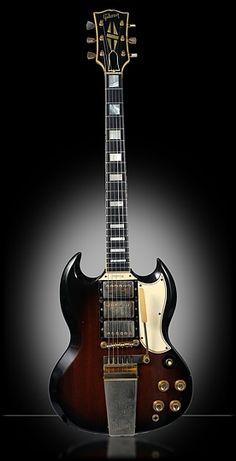 1963 Gibson SG Custom