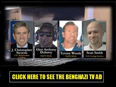 ALERT: Shocking Benghazi Allegations!