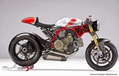 Ducati Panigale cafe