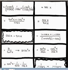Another good puzzle,but this time it's for the trig Identities ...