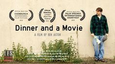 Dinner and a Movie  #video #shortfilm #love #humor #drama