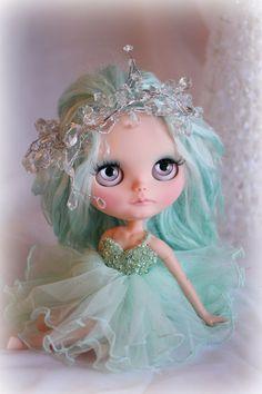 Denali Darlington: M is for MINTY Goodness (Sharon Avital Custom Doll)