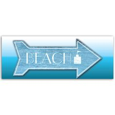 56cm Tropical Hawaiian Luau Party BEACH Plastic PVC Sign Banner Party Decoration