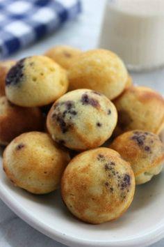 Tout le monde fait des muffins, mais qu'en est-il de ces bouchées? Je dois essayer tout de suite!