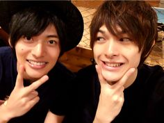 Aaaah~~ They drive me crazy >< Love Stage, Stage Play, Iwaoi, Haikyuu, Twitter, Fangirl, Cosplay, Japanese, Actors