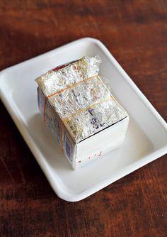 牛乳パックで、とびきりおしゃれな「3層テリーヌ」!【オレンジページ☆デイリー】暮らしに役立つ記事をほぼ毎日配信します!