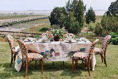 Backyard Retreat, Backyard Patio, Backyard Landscaping, Landscaping Ideas, Backyard Ideas, Outdoor Buffet, Outdoor Decor, Outdoor Spaces, Outdoor Living