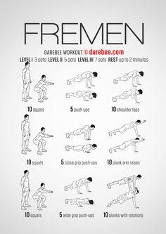 Fremen Workout