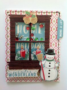 Under the Tree: Christmas Cards | Guest Designer: Kim Mathura #oaunderthetree #octoberafternoon #underthetree
