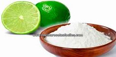 Cómo preparar el limón con bicarbonato para adelgazar