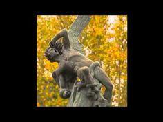 Monumentos a Lucifer  La Fuente Del Angel Caido   Espana