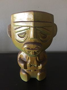 Mooki Sato designed tiki mug. Made by Tiki Diablo