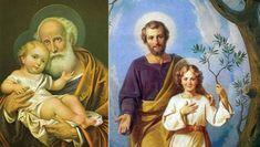L'antica preghiera a San Giuseppe che non ha mai fallito Prayers, Sacramento, Faith, Christmas, Home, Mother Teresa, Christian Art, San Jose, Christians